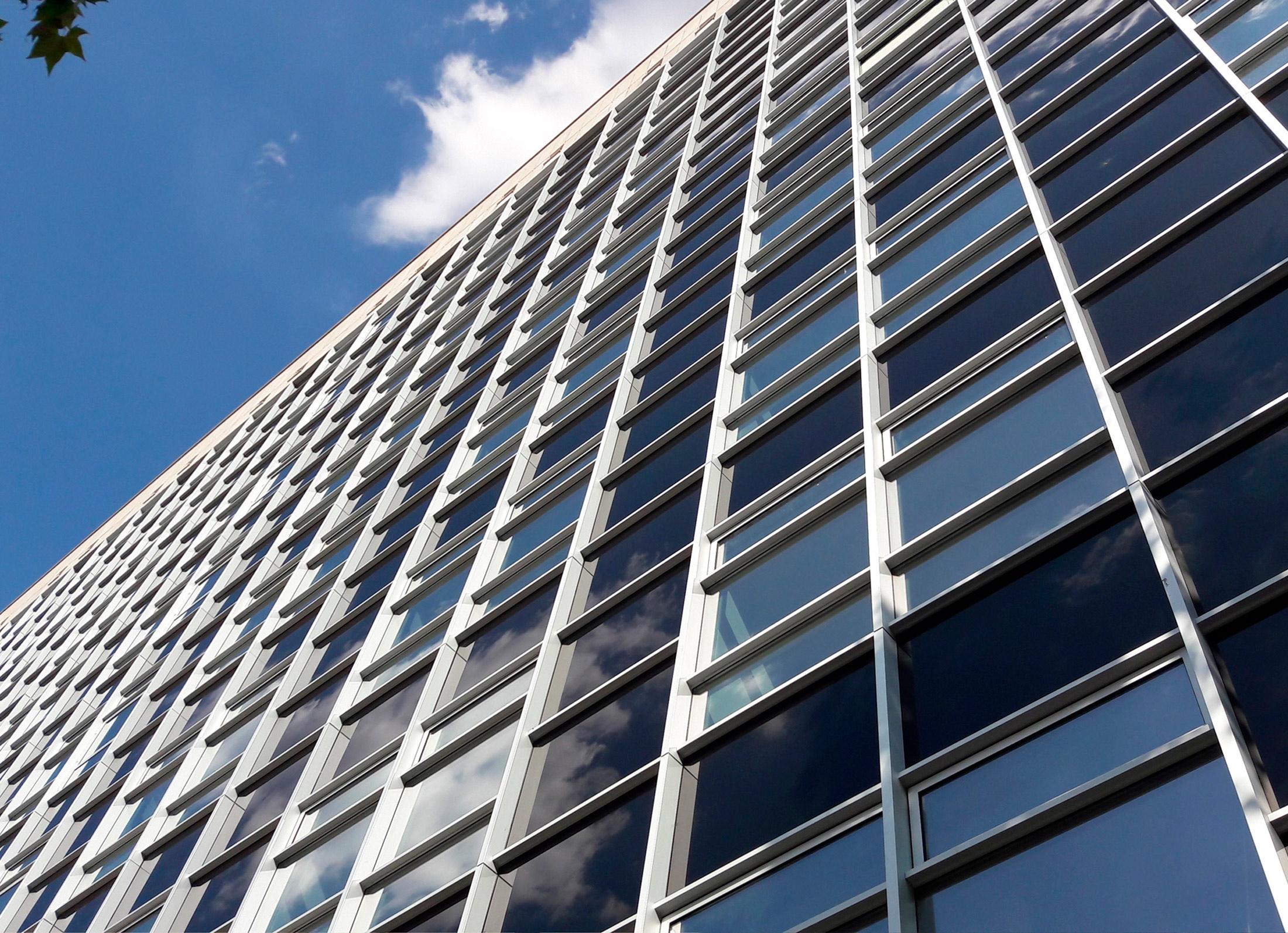 Aecoestudio partners s l estudio de arquitectura for Edificio oficinas valencia